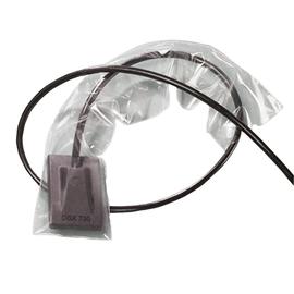 Dochem Чехлы для рентгеновского сенсора, пластиковые, 25.4 х 6.35 см, 500 шт.