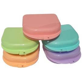 Dochem Футляр для зубных протезов, цвета в ассортименте