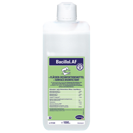 Bacillol AF Дезинфицирующее средство быстрого действия, 1 л