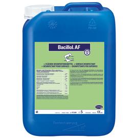 Bacillol AF Дезинфицирующее средство быстрого действия, 5 л