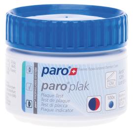 paro® PLAK 2-цветные таблетки для индикации зубного налета, 100 шт