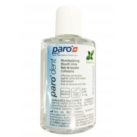 paro® DENT Ополаскиватель полости рта с аминофторидом, 30 мл