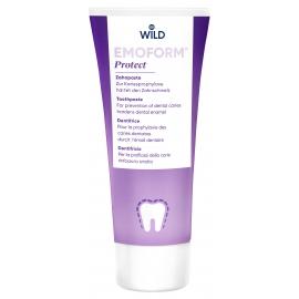 EMOFORM Защита от кариеса Зубная паста, 75 мл
