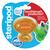 Steripod Антибактериальный чехол для зубной щетки, мандариновая мечта (в упаковке 1 шт.) ПОДАРОК