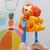 DenTek Футляры для зубных щеток; лев, изображение 3