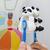 DenTek Футляры для зубных щеток; панда, изображение 4