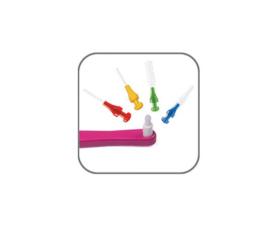 paro® M27L Зубная щетка, средней жесткости, изображение 7