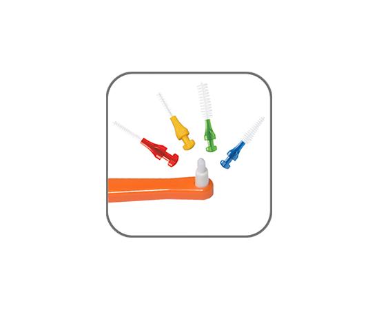 paro® M27 Детская зубная щетка, средней жесткости (в полиэтиленовой упаковке), изображение 8