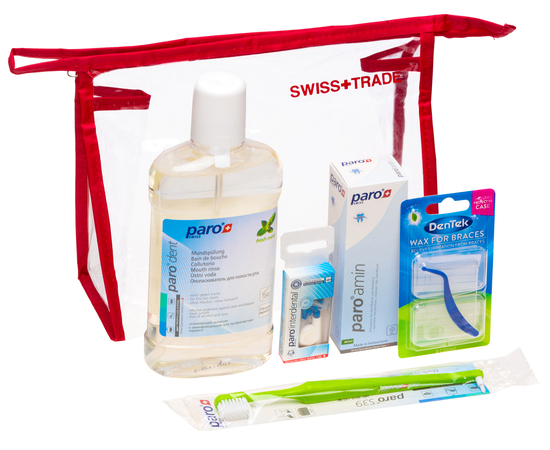 Ортодонтический набор SWISS CARE Wax