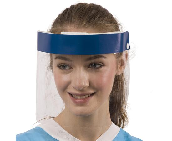 Dochem Защитный экран для лица, пластиковый