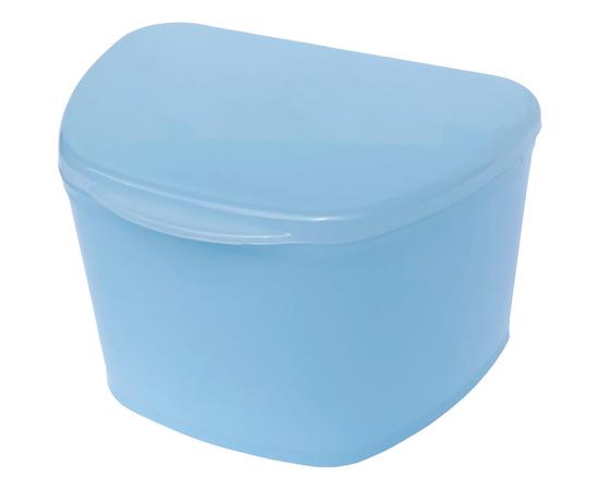 Dochem Футляр для зубных протезов, светло-синий, изображение 2