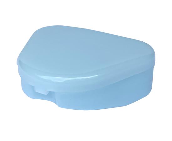 Dochem Футляр для ортодонтических ретейнеров (кап), светло-синий, изображение 2