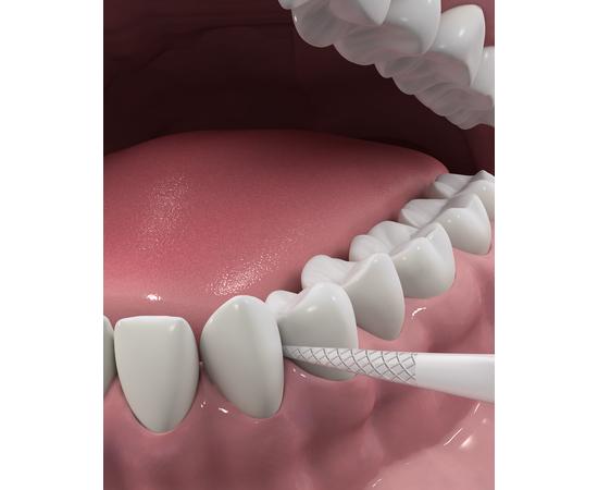 DenTek Тройное очищение Флосс-зубочистки, 20 шт., изображение 5