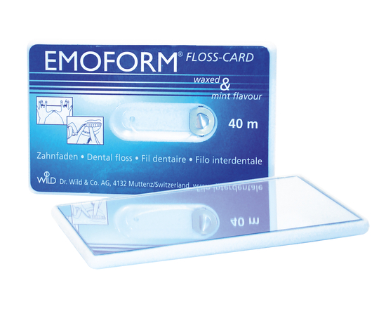 EMOFORM Флосc-карта - зеркало, 40 м