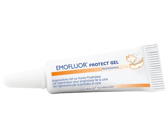 EMOFLUOR Профессиональный гель для защиты зубов, 3 мл