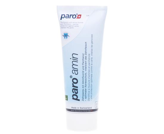 Зубная паста Paro AMIN c аминофторидом