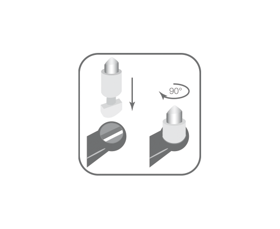 paro® M43 Зубная щетка, средней жесткости, изображение 8