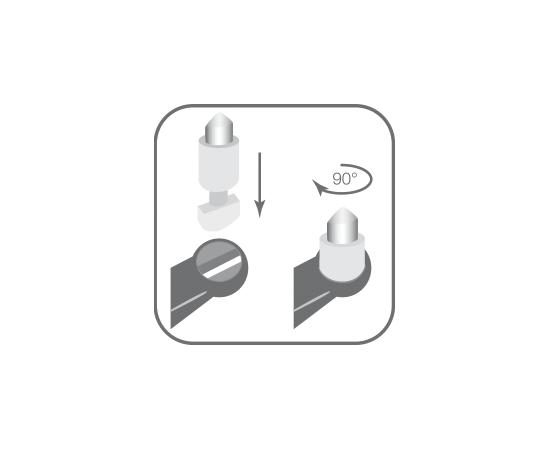 paro® M27L Зубная щетка, средней жесткости, изображение 8