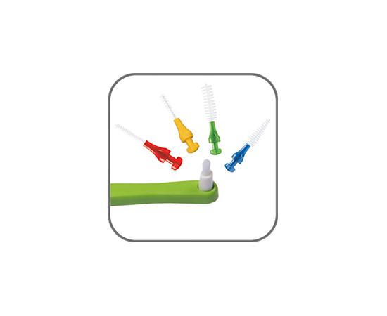 paro® exS39 Зубная щетка, ультрамягкая (в полиэтиленовой упаковке), изображение 9