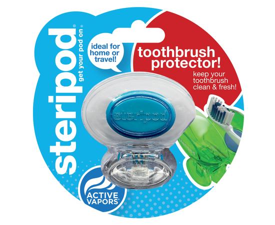 Антибактериальный чехол для зубной щетки Steripod