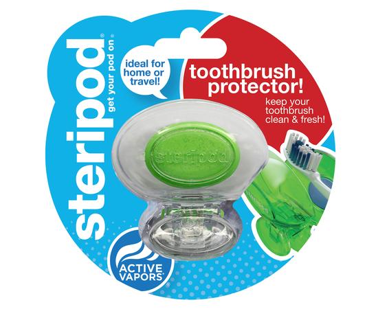 Антибактериальный чехол для зубной щетки