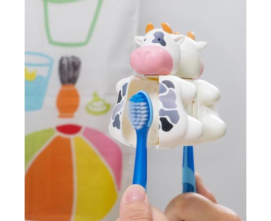 DenTek Футляры для зубных щеток; корова, изображение 3