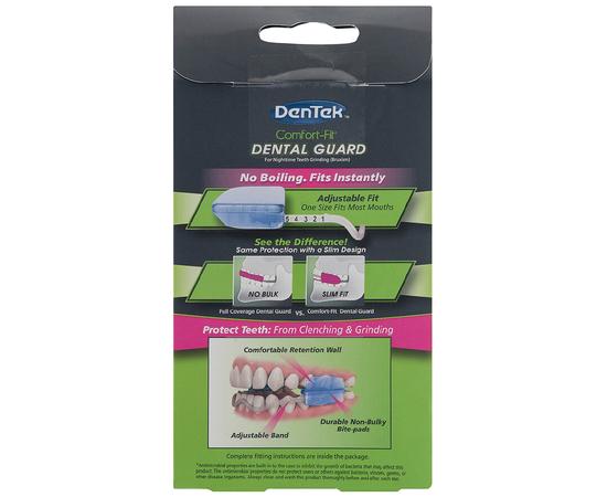 DenTek Комфортная посадка Зубная капа, в упаковке 2 шт., изображение 2