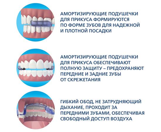 DenTek Максимальная Зубная капа, изображение 4
