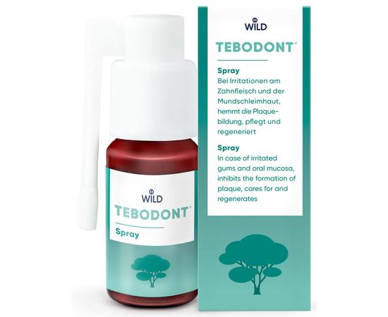 TEBODONT Спрей с маслом чайного дерева (Melaleuca Alternifolia), 25 мл, изображение 2