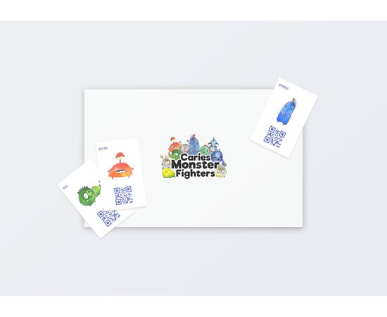 Caries Monsters Fighters Стартовый пакет игры для стоматолога, изображение 3