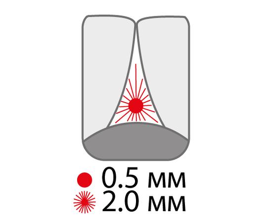 paro® 3star grip Межзубные щетки, xxx-тонкие, Ø 2.0 мм, 4 шт.