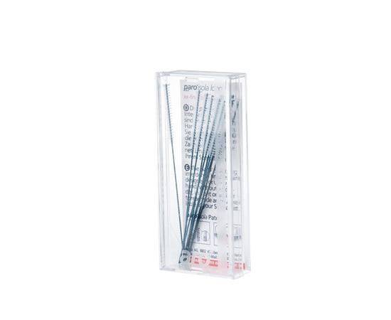 paro® ISOLA LONG Длинные межзубные щетки, Ø 4/9 мм, 5шт.