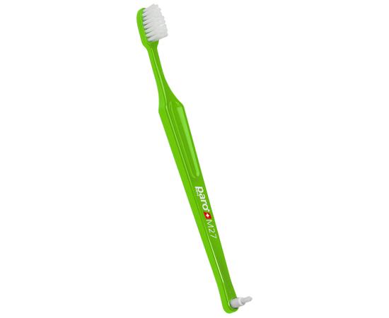 paro® M27 Детская зубная щетка, средней жесткости (в полиэтиленовой упаковке), изображение 4