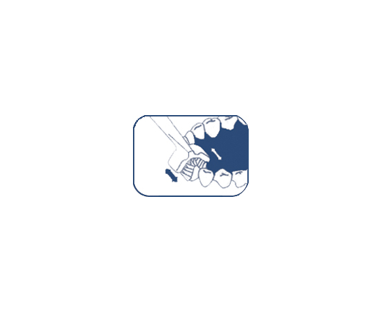 paro® Superbrush Зубная щетка трехсторонняя